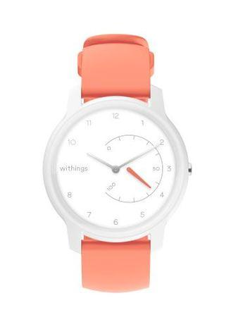 Withings Move - White  Coral HWA06-model 5-all