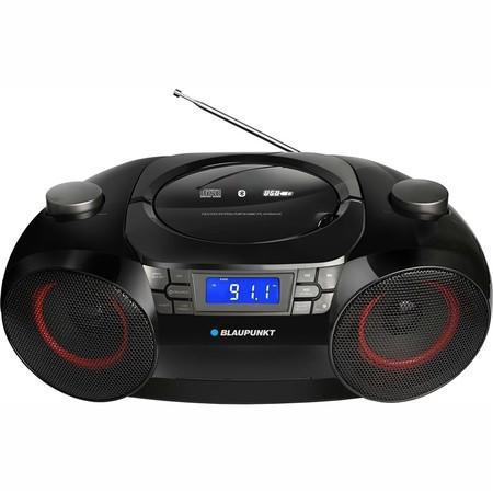 Rádiomagnetofon BLAUPUNKT BB30BT FM/CD/MP3/USB/Bluetooth