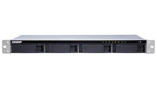 QNAP TS-431XeU-8G 1,7GHz, 8GB RAM, 4xSATA,1x10GbE SFP+, 2xGbE, TS-431XeU-8G