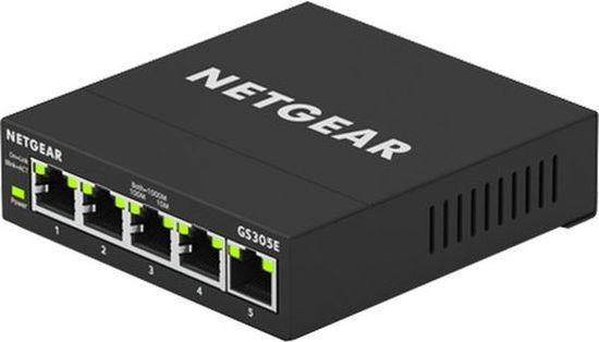 Netgear GS305E, GS305E-100PES