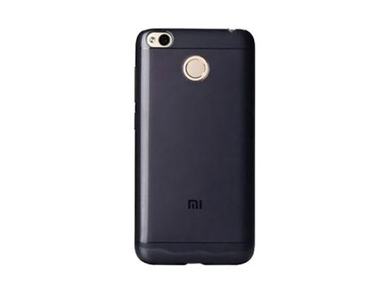 Xiaomi Redmi 4X Soft Case Black