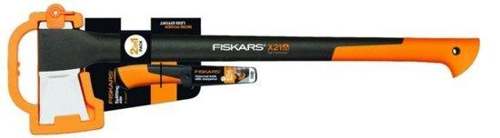 Sada sekera X21 + univerzální nůž Fiskars 1025436