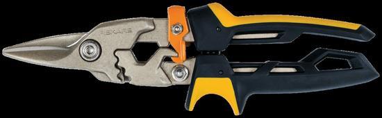 PowerGear nůžky na plech rovné Fiskars 1027207