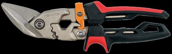 PowerGear nůžky na plech offsetové levé Fiskars 1027211
