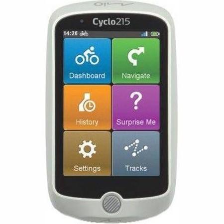 Navigace Mio Cyclo 215 HC