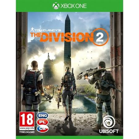 HRA XONE Tom Clancy`s The Division 2