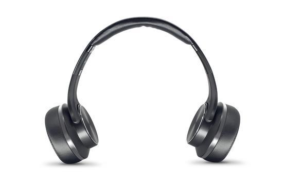 EVOLVEO SupremeSound E9, Bluetooth sluchátka a reproduktory 2v1, černé