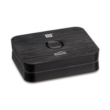 MARMITEK BoomBoom 93E Bluetooth přijímač pro přehrávání audia, AptX, USB, NFC, optický výstup, 08312