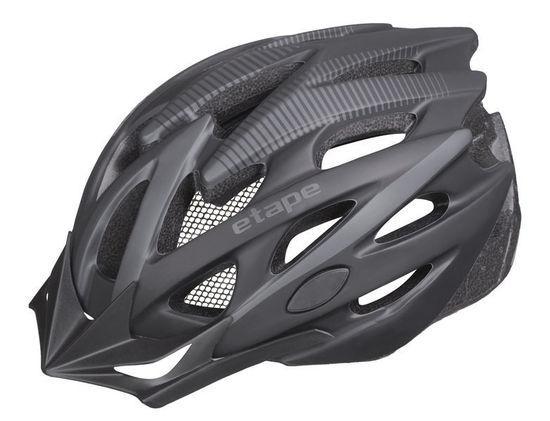 Etape Biker S/M 55-58 cm / Černá matná