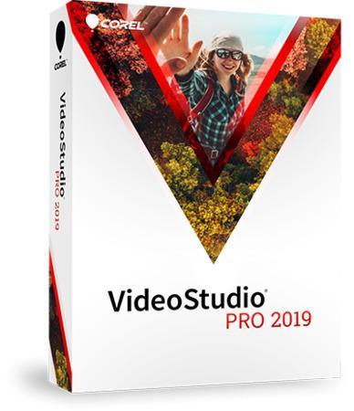 VideoStudio Pro 2019 ML Eng, VS2019PMLMBEU
