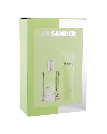 Jil Sander Evergreen EDT 30 ml + tělové mléko 75 ml dárková sada