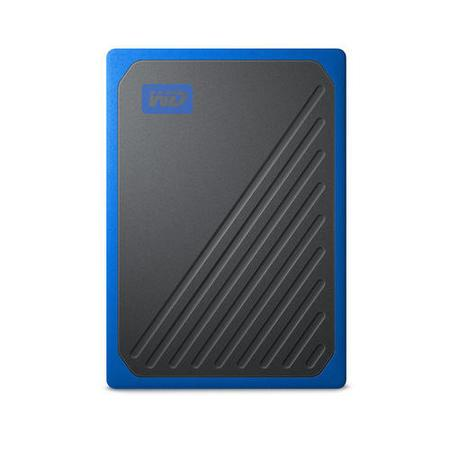 "WD My Passport Go 500GB, 2,5"", WDBMCG5000ABT"