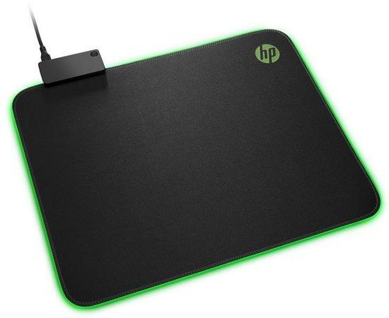 Podložka pod myš HP Pavilion Gaming 400 Podložka pod myš, herní, 350x280mm, USB, černá 5JH72AA#ABB, 5JH72AA#ABB
