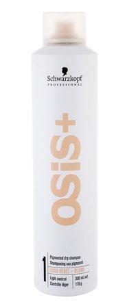 Suchý šampon Schwarzkopf - Osis+ , 300ml, Blond