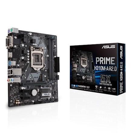Asus PRIME H310M-A R2.0/CSM 90MB0Z10-M0EAYC