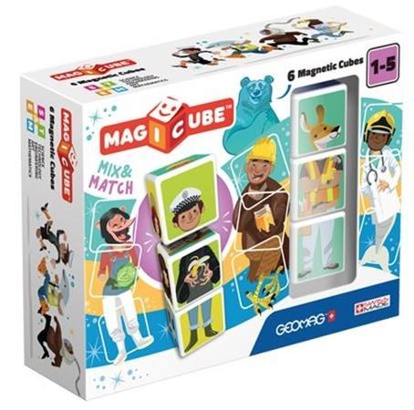 Stavebnice Magicube Mix&Match 6 pcs