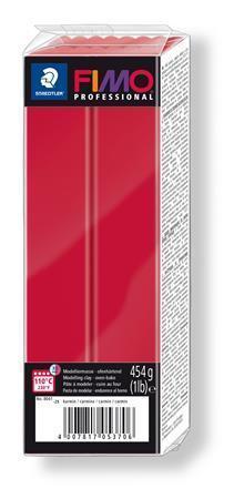 FIMO® professional 454 g karmínová