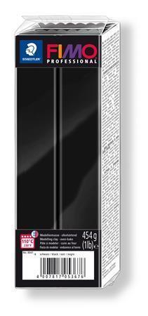 FIMO® professional 454 g černá