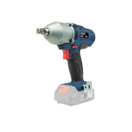 Scheppach / Woodster Scheppach CIW350-20Li aku 20 V rázový utahovák (bez baterie a nabíječky)
