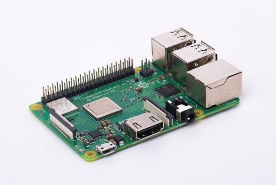 RASPBERRY Pi 3 Model B+ jednodeskový počítač, Raspberry-PI-3B+