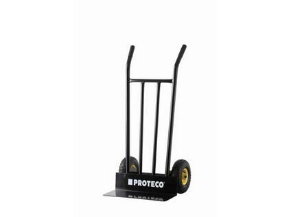 vozík ruční (rudl) 300kg nafukovací kolo 10.40-300-N