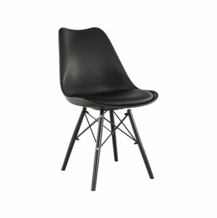 Tempo Kondela Židle, černá, Kemal NEW