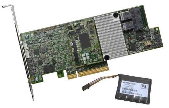 Lenovo ThinkSystem RAID 730-8i 2GB Flash PCIe 12Gb Adapter, 4Y37A09722