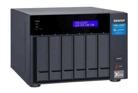 QNAP TVS-672XT-i3-8G, TVS-672XT-i3-8G