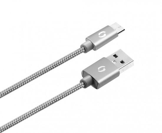 ALIGATOR PREMIUM Datový kabel 2A, Micro USB
