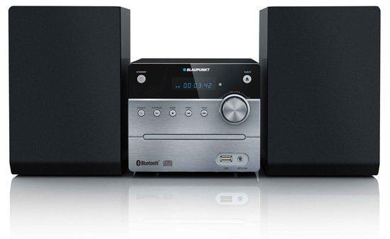 Mikrosystém Blaupunkt MS12BT FM/CD/MP3/USB/Bluetooth
