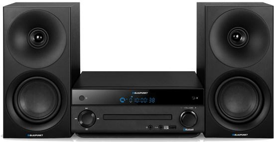 Mikrosystém Blaupunkt MS30BT FM/CD/MP3/USB/Bluetooth