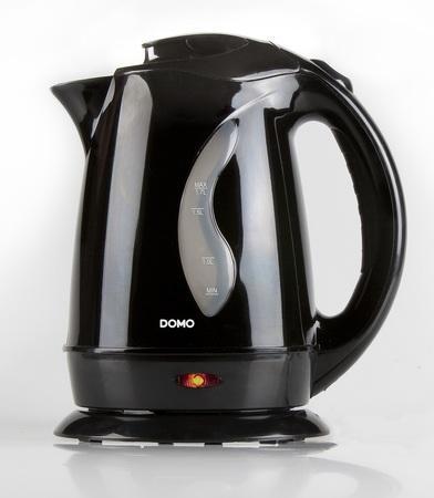 Rychlovarná konvice DOMO DO9019WK, 1.7l, 2200W, černá