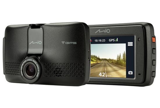 MIO MiVue 733 WIFI - kamera pro záznam jízdy