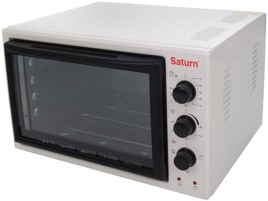 Pečící trouba SATURN ST-EC3803 White