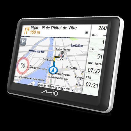 Navigace Mio Spirit 7700 Full Europe Lifetime