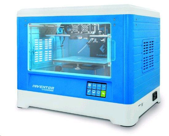 3D tiskárna Flashforge Inventor (FF-3DP-2NI-01), FF-3DP-2NI-01