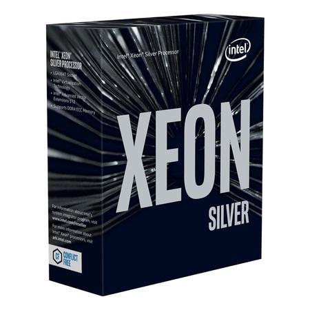 INTEL Xeon Silver 4210 (10-core) 2.2GHZ/13.75MB/FC-LGA3647/bez chladiče/Cascade Lake/85W