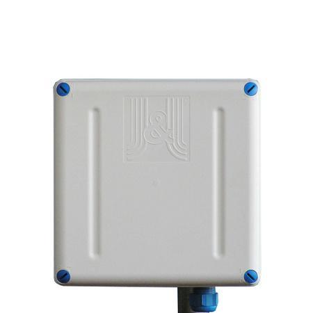 JC-220 - duální anténa 17 dBi (MIMO2x2) s boxem, MMCX (5 GHz)