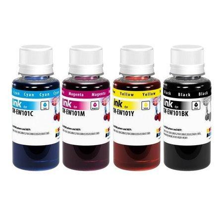 COLORWAY alternativní inkoustová náplň pro EPSON / C13T664x4A/ L100/ L110/ L200/ L210/ L355/ L550/ 4