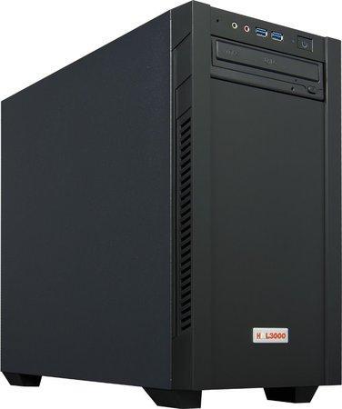 HAL3000 Online Gamer / AMD Ryzen 3 2200G/ 8GB/ RX 570/ 240GB SSD + 1TB HDD/ DVD/ W10, PCHS2318