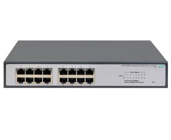 HPE OfficeConnect 1420 16G Switch, JH016A#ABB