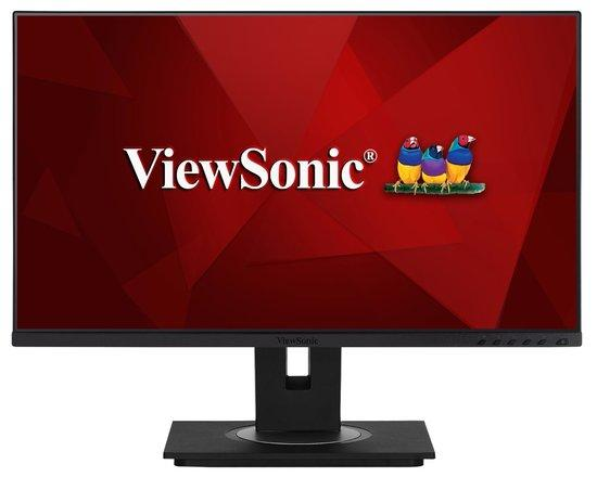 "Viewsonic VG2445 24"" IPS/1920x1080/50M:1/5ms/250cd/D-Sub/DP/HDMI/USB type C/USB 3.1/Repro/VESA/Pivot, VG2455"