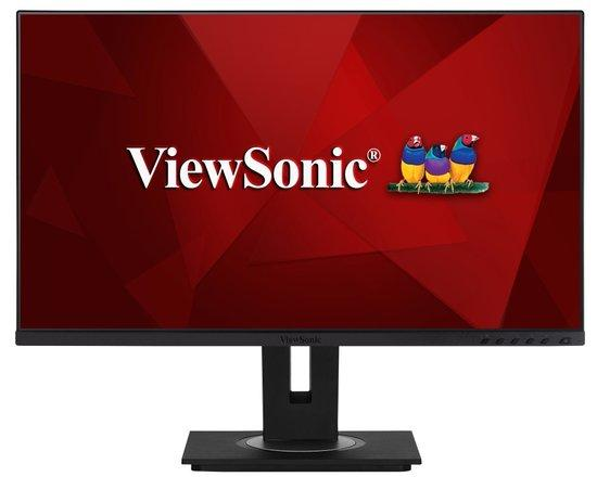 """Viewsonic VG2755-2K 27"""" IPS/2560x1440/80M:1/5ms/350cd/D-Sub/DP/HDMI/USB type C/USB 3.1/Repro/VESA/Pivot, VG2755-2K"""