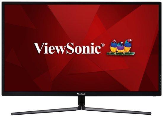 """Viewsonic VX3211-mh 32""""W IPS/1920x1080/80M:1/3ms/250 cd/m2/D-Sub/HDMI/Repro/VESA, VX3211-mh"""