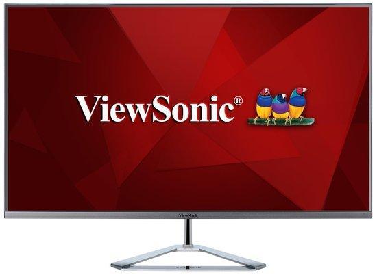 "Viewsonic VX3276-2K-MHD 32"" 16:9 LED IPS WQHD 2560x1440/80M :1/4ms/250nits/MiniDP/DP/2xHDMI/178°/178°/VESA/Repro, VX3276-2K-MHD"