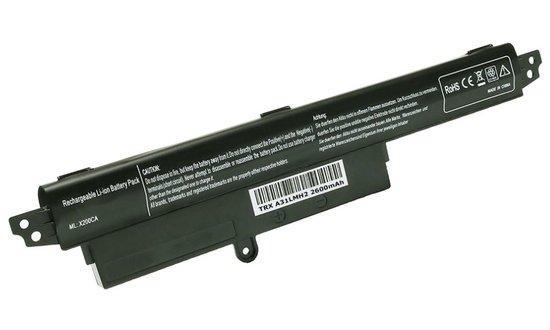 TRX baterie Asus/ 2600 mAh/ pro VivoBook X200CA/ F200CA/ X200ma/ Sonic Master R202CA/ Atheros, TRX-A