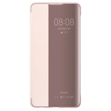 HUAWEI Smart View Flipové pouzdro pro P30 Pink