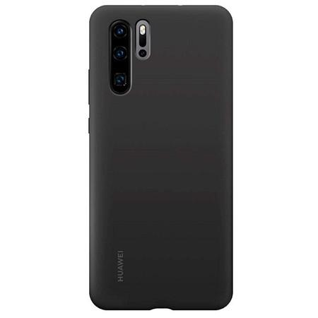 Huawei P30 PRO Silicone Case Black