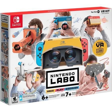 Nintendo Switch Labo VR Kit