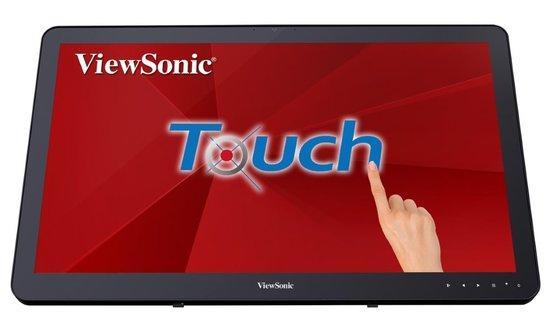 """Viewsonic TD 2430 24"""" 16:9 VA TFT/1920x1068/50M:1/3000:1/200cd/10 point touch/HDMI/VGA/DP/178°/178°/VESA/Repro/, TD2430"""